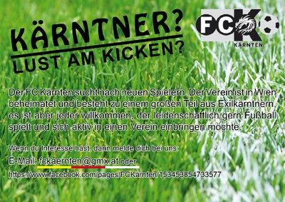 Flyer FCK